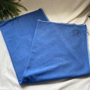 3/$40 Lululemon Yoga towel
